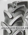 Small Tractor Tyres - BKT AS507 185/65-15 4PR TL