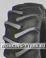 Small Tractor Tyres - Bridgestone FL16 Set 9.5-18 (250/85-18) 6PR TT