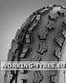 ATV, Quad Tyres - Carlisle 4Max 22x8-10 2PR TL
