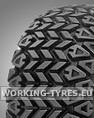 ATV, Quad Tyres - Carlisle All Trail II 24x9.50-10 4PR TL