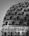 ATV, Quad Tyres - Carlisle Badlands Rear 20x11.00-10 2PR TL