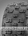 ATV, Quad Tyres - Carlisle S-Trac 22x7R10 4PR TL