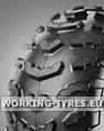ATV, Quad Tyres - Carlisle Trail Wolf 22x7-10 6PR TL