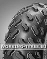 ATV, Quad Tyres - Carlisle Work Mate 21x9.00-10 4PR TL