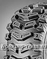 Snowblower Tyres - Carlisle X-Trac 13x5.00-6 2PR TL