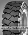 Forklift Air Tyres - Continental IC40 Extra Deep 6.50-10 128A5 TT