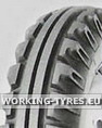 Tractor Front Tyres - Continental T9 5.00-16 4PR TT