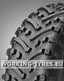 ATV, Quad Tyres - CST C828 M+S 22x8.00-10 6PR 36N TL