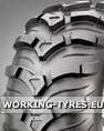 ATV, Quad Tyres - CST C9312 Ancla M+S 25x10.00-12 6PR 51M TL