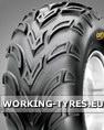 ATV, Quad Tyres - CST C9313 M+S 22x7.00-10 4PR 28J TL