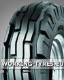 Tractor Front Tyres - Cultor AS Front09 6.00-16 8PR TT