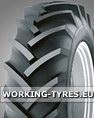 Tractor Front Tyres - Cultor AS Front13 6.00-16 8PR TT