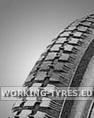 Orthopaedic Tyres - Duro HF111 22-1 3/8 2PR TT