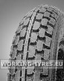 Scooter Tyres - Duro HF216 2.50-8 28J TT