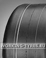 Cart Tyres - Duro HF242 Set (JS87) 4.10/3.50-5 4PR SL66 TT