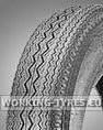 Car Trailer, Caravan Tyres - Duro HF268 5.20-10 4PR 64M TL