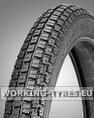 Moped Tyres - Duro HF322 2 1/4-19 (23x2.25, 2.25-19) 32J TT