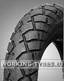 Scooter Tyres - Duro HF902 120/70-11 58J TT