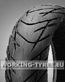 Scooter Tyres - Duro HF912 A 110/70-12 47J TT