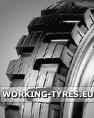 Forklift Full Rubber Tyres - Gumasol Softy M4 21x4