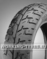 Scooter Tyres - Heidenau K48 100/80-10 58J TT