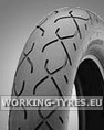 Moped Tyres - Heidenau K65 rear 130/90-15 66S TL
