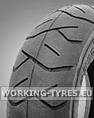 Scooter Tyres - Heidenau K75 3.50-8 46M TT
