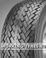 Car Trailer, Caravan Tyres - Kenda K368 18.5x8.50-8 6PR TL