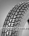 Wheelbarrow Tyres - KingsTire KT 928 3.00-8 4PR TT