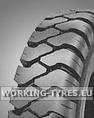 Forklift Air Tyres - KingsTire KT203 18x7-8 14PR TT