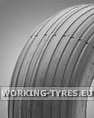 Wheelbarrow Tyres - KingsTire KT501 Set 3.00-4 (260x85) 2PR TT