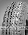 Wheelbarrow Tyres - KingsTire KT601 Set 2.50/2.80-4 4PR TT