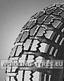 Wheelbarrow Tyres - KingsTire KT604 4.10/3.50-5 4PR TT