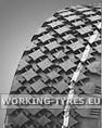 Wheelbarrow Tyres - KingsTire KT605 Set 3.00-4 (260x85) 6PR 16B TT