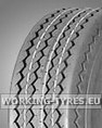 Car Trailer, Caravan Tyres - KingsTire KT701 Set 5.70/5.00-8 8PR 83M TT