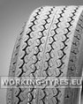 Car Trailer, Caravan Tyres - KingsTire KT715 Set 4.00-10 6PR 71M TT