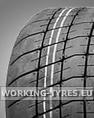 Cart Tyres - KingsTire KT737 (Rain) 11x7.10-5 4PR SL68 TL