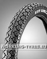 Moped Tyres - KingsTire KT918 2.25-16 (20x2.25) 36P TT