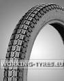 Moped Tyres - KingsTire KT919 2 1/2-14 (2.50-14) 4PR TT