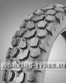 Enduro, Cross Tyres - KingsTire KT966 3.50-17 54P TT