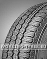 Car Trailer, Caravan Tyres - Maxxis CR966 M+S 145R10 74N TL