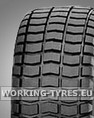 Mini-Bike Tyres - Qingda Q106 9x3.50-4 4PR TT