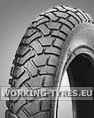 Wheelbarrow Tyres - Qingda Q111 2.00-6 (10x2) 2PR TT