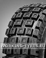Mini-Bike Tyres - Qingda Q113 12x4.00-5 4PR TT