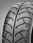 Mini-Bike Tyres - Qingda Q114 4.10/3.50-6 4PR TT