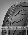 Mini-Bike Tyres - Qingda Q125 4.00-4 4PR