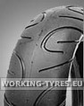 Mini-Bike Tyres - Qingda Q132 80/75-11 4PR TT