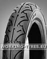 Wheelbarrow Tyres - Qingda Q203 2.25-8 (12 x 2) 4PR TT
