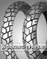 Enduro, Cross Tyres - Shinko E705 Trail Mas. 120/90-17 64H TT