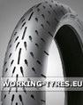 Motorcycle Street Tyres - Shinko F003 Stealth 120/70ZR17 58W TL